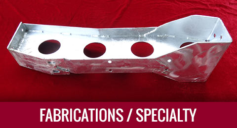 ECC Fabrications / Specialty