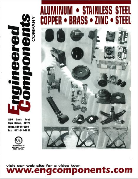 Engineered Components Company Fabrications - Specialty Products